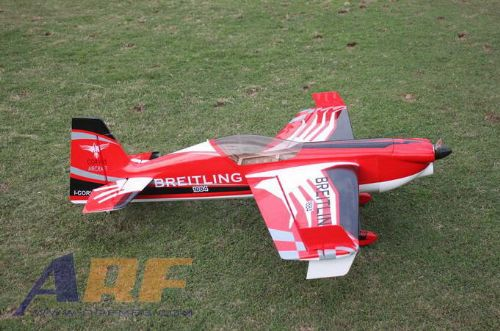 "Goldwing Rc CORVUS 70E 59"" ARF Extreme Series Electric C F Version Red-White"
